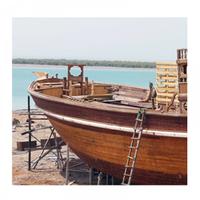 آموزش تصویری نحوه ساخت کشتی چوبی