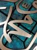 تابلوی معرق مس صلوات 110x60 از نمای نزدیک